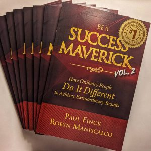 Be a Success Maverick — Vol. 2
